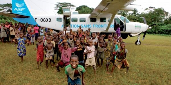 Factem devient le nouveau partenaire d'Aviations Sans Frontières
