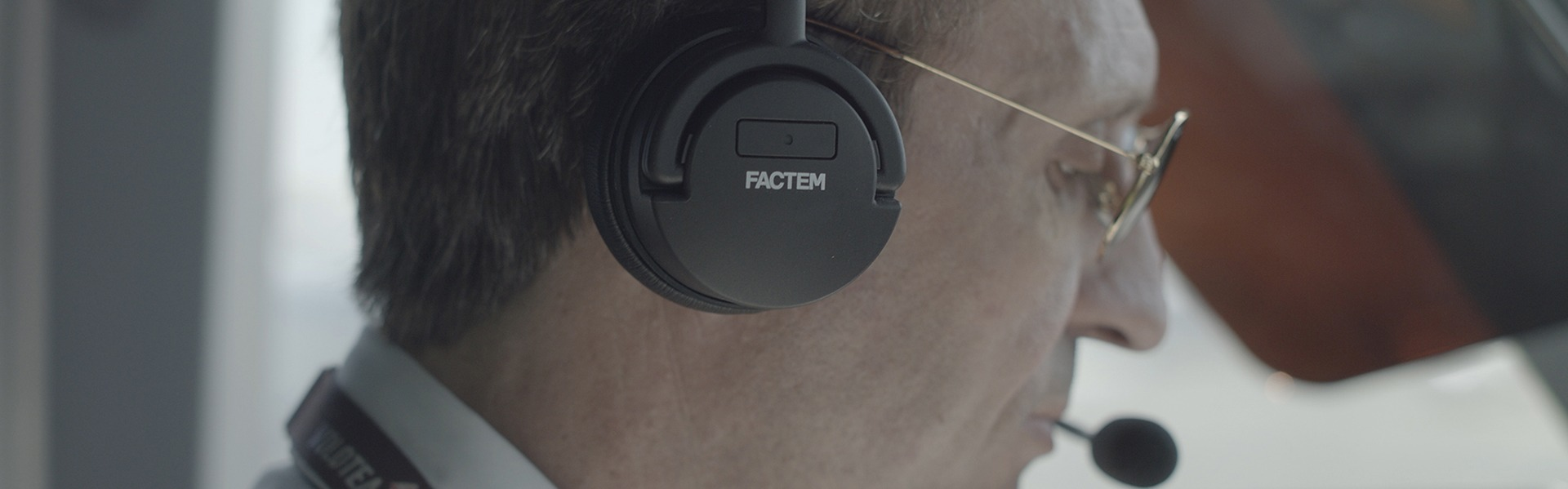 Pilot headsets. Company Factem takes off with Airbus in Bayeux, France
